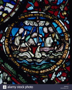 canterbury-cathedral-stained-glass-panel-jonah-whale-BAMKE2