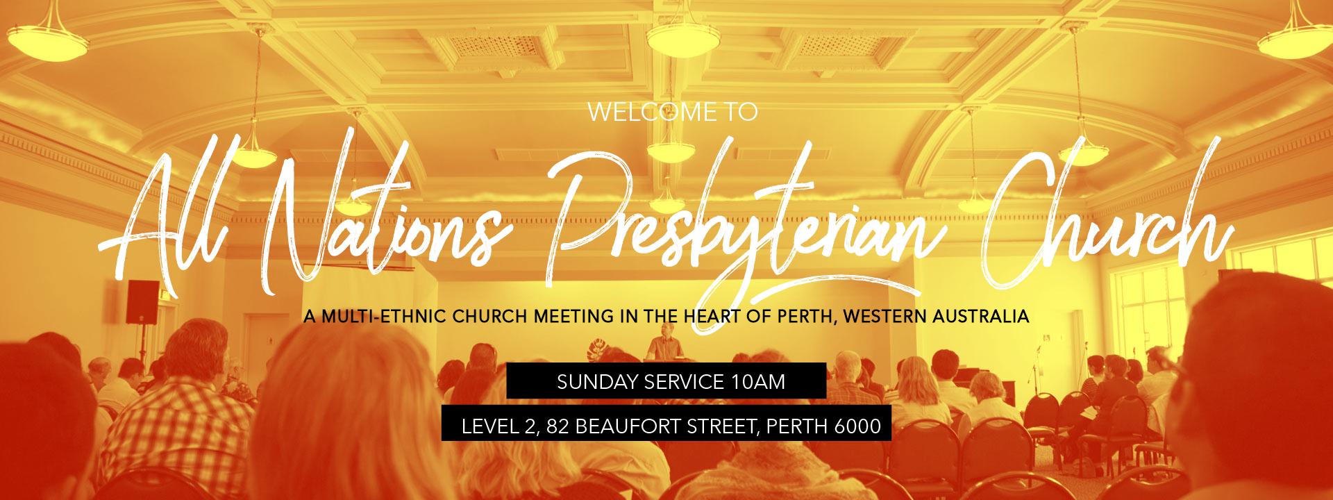 All Nations Presbyterian Church